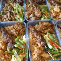 Catering van Rasa Lombok - Indonesisch Buffet Menu 1